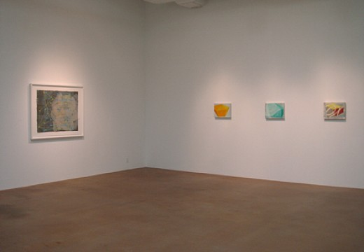 David Row: Flat Volumes, Apr  2 – May 14, 2011