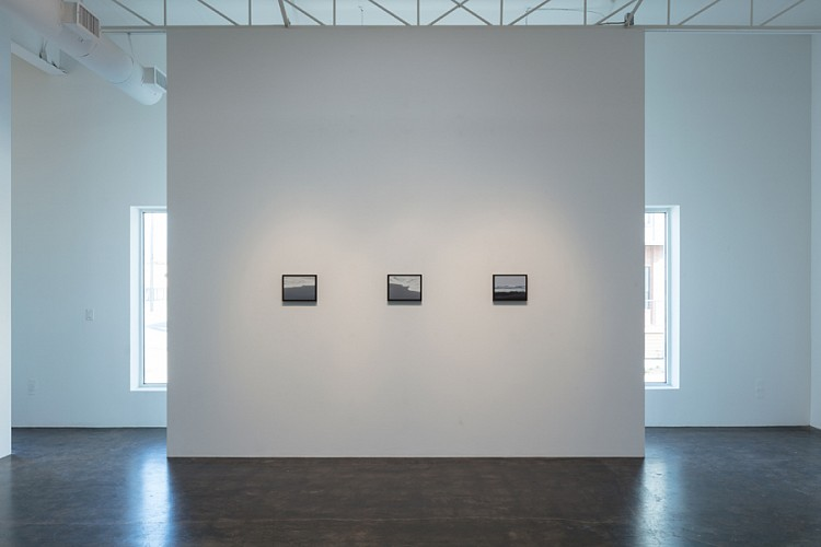 Douglas Leon Cartmel: White Noise - Installation View