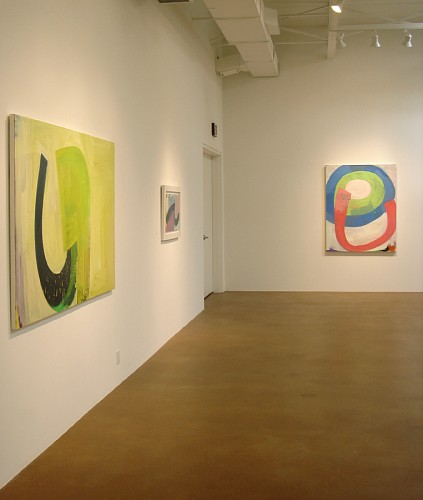 David Aylsworth: Similarly Occupied - Installation View