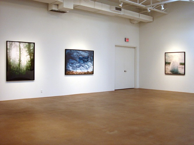 Dornith Doherty: Altered Terrain - Installation View