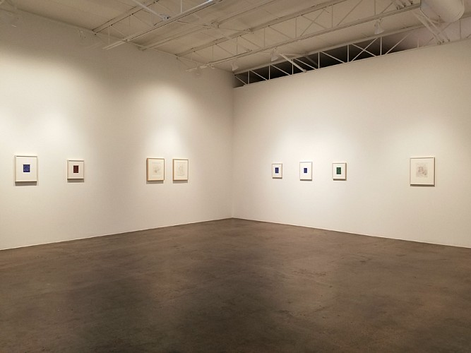Gael Stack: Tinies - Installation View