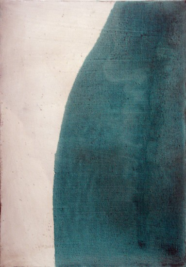 Antonio Murado, Manto 2011, Oil on linen
